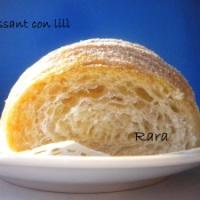 Croissants sfogliati (Francesi)