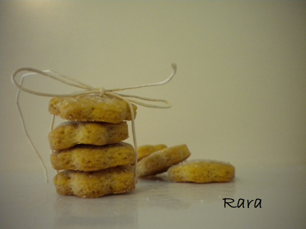 Biscottini rustici deliziosi (1/3)