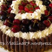 Cheesecake a festa per il compleanno di Mary
