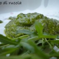Pesto di Rucola (o rughetta)