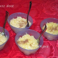 Arroz Doce Português!!