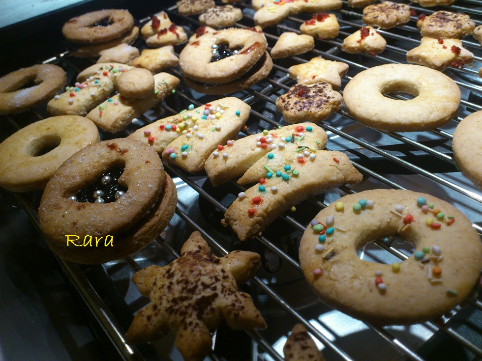 Biscottini rustici deliziosi (2/3)