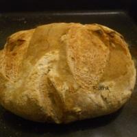 Pane con pasta madre lievitato 20h