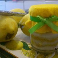 Aroma al limone homemade