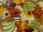 chiffon quadro di frutta DANIELA (2)