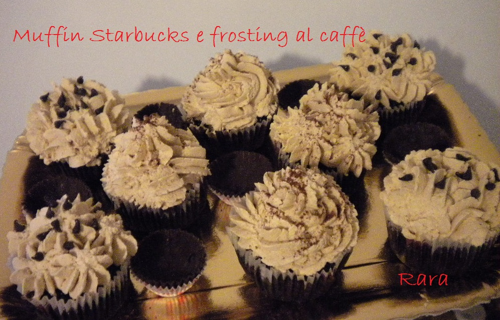 Frosting all'italiana: bianco, al cocco, al caffè e al cioccolato (4/6)
