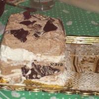 Semifreddo Nutella e Cocco (con albumi pastorizzati)