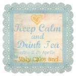 { Keep Calm And Drink Tea }