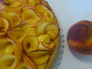torta con petali pesca (6)