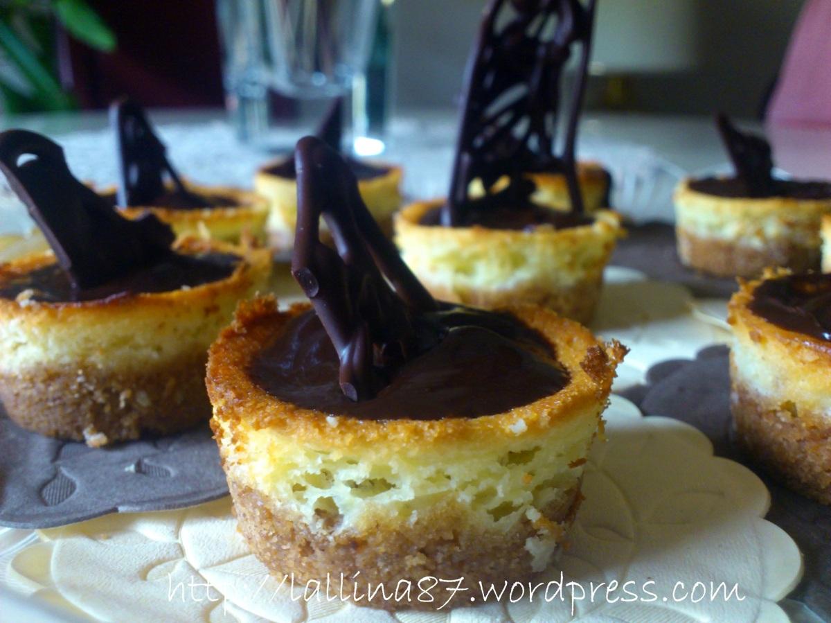Cheesecake mignon, una piccola delizia!