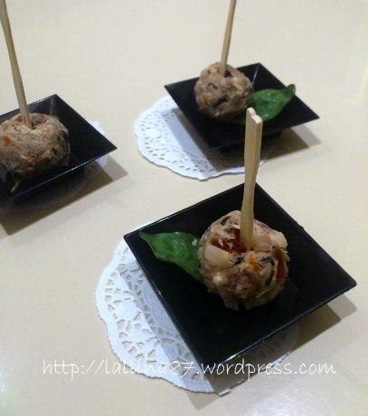 insalata di pollo finger food (2)