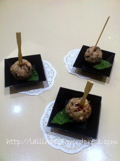 insalata di pollo finger food (3)