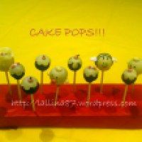 CAKE POPS E BISCOTTI DECORATI