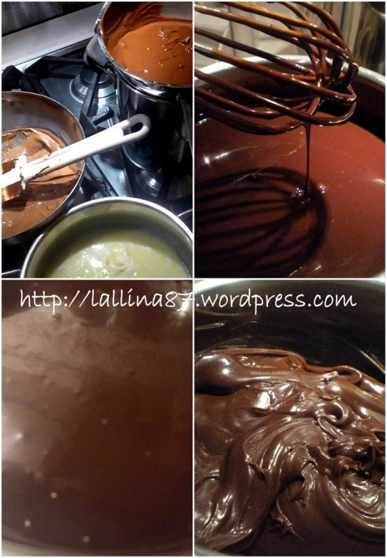 crema al cioccolato raff
