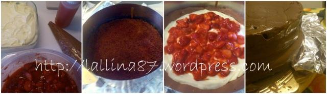 torta sipario e mezzepunte