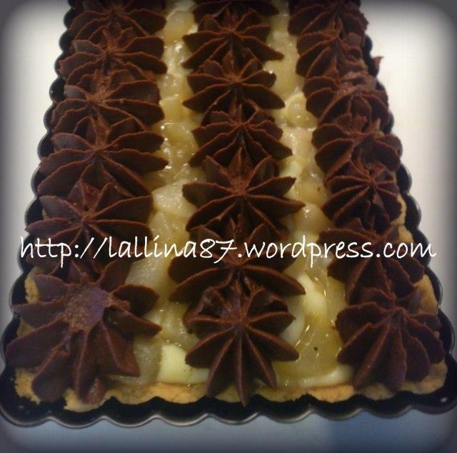 crostata e bicchierini pere e cioccolato (18)