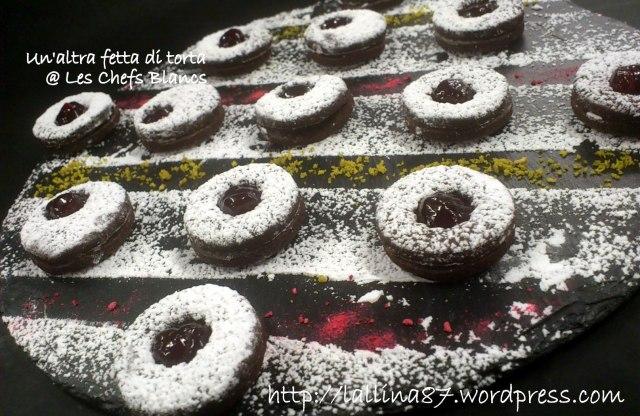 Un'altra fetta di torta @ Les Chefs Blancs