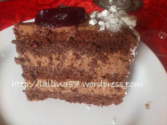 torta chiffon al cioccolato comple Alpe (3)
