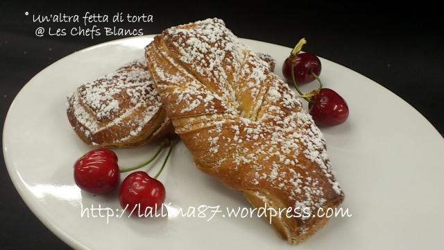 © Un'altra fetta di torta       @ Les Chefs Blancs