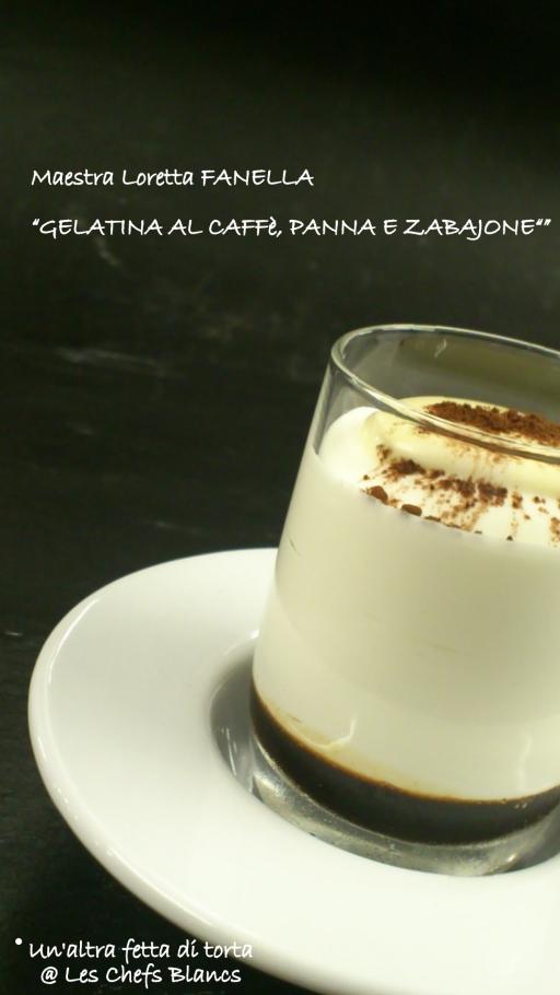 FANELLA geltina caffè