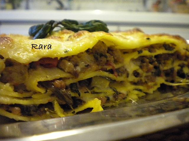 lasagne fattore fetta