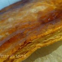 Pasta sfoglia classica con margarina e le pieghe per la sfogliatura passo passo!