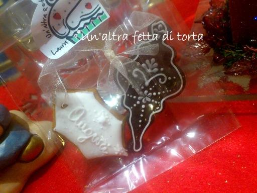 biscottini cookies natale ghiaccia lilaloa