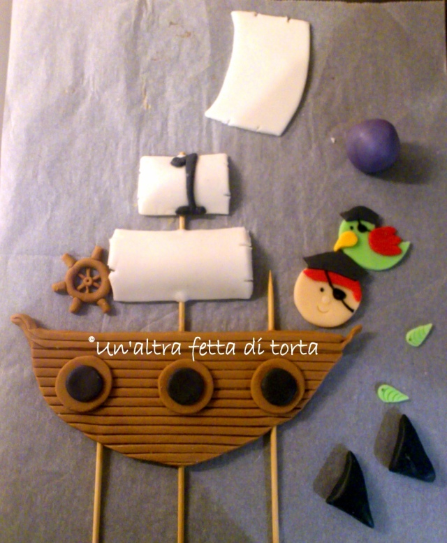 torta pirati e cupcakes (3)
